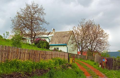 •Obec očima kolemjdoucích - květen 2010