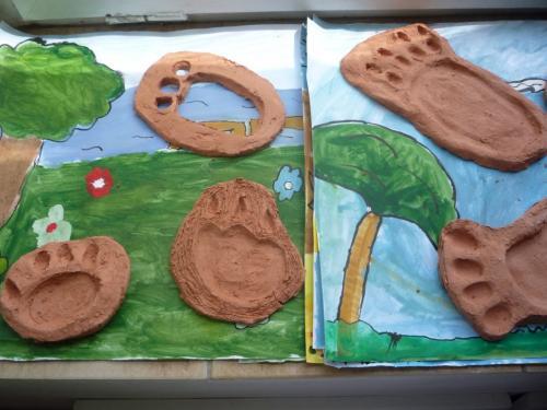•Vernisáž dětských prací ZUŠ výtvarný obor - Zátor