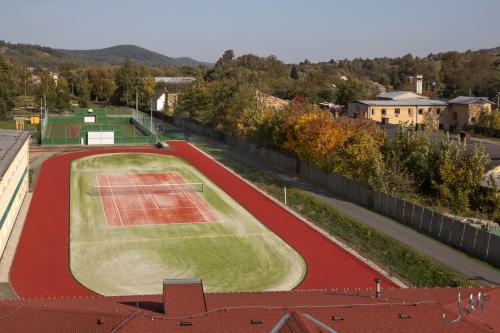 Sportovní ovál