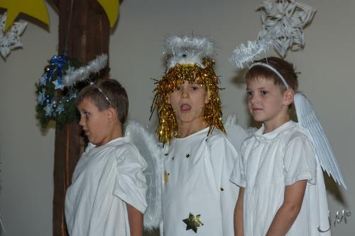 12. Vánoční svícení - 2014