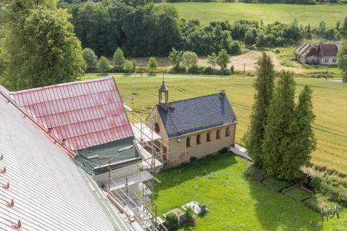 Oprava kostela