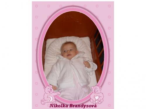 Vítání občánků 27.10.2012 Nikolka Brandysová