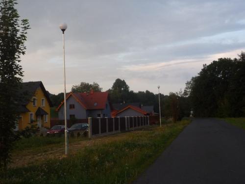 nové osvětlení vobci 2012