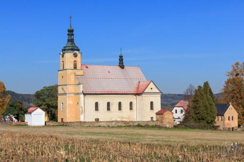 kostel 2012